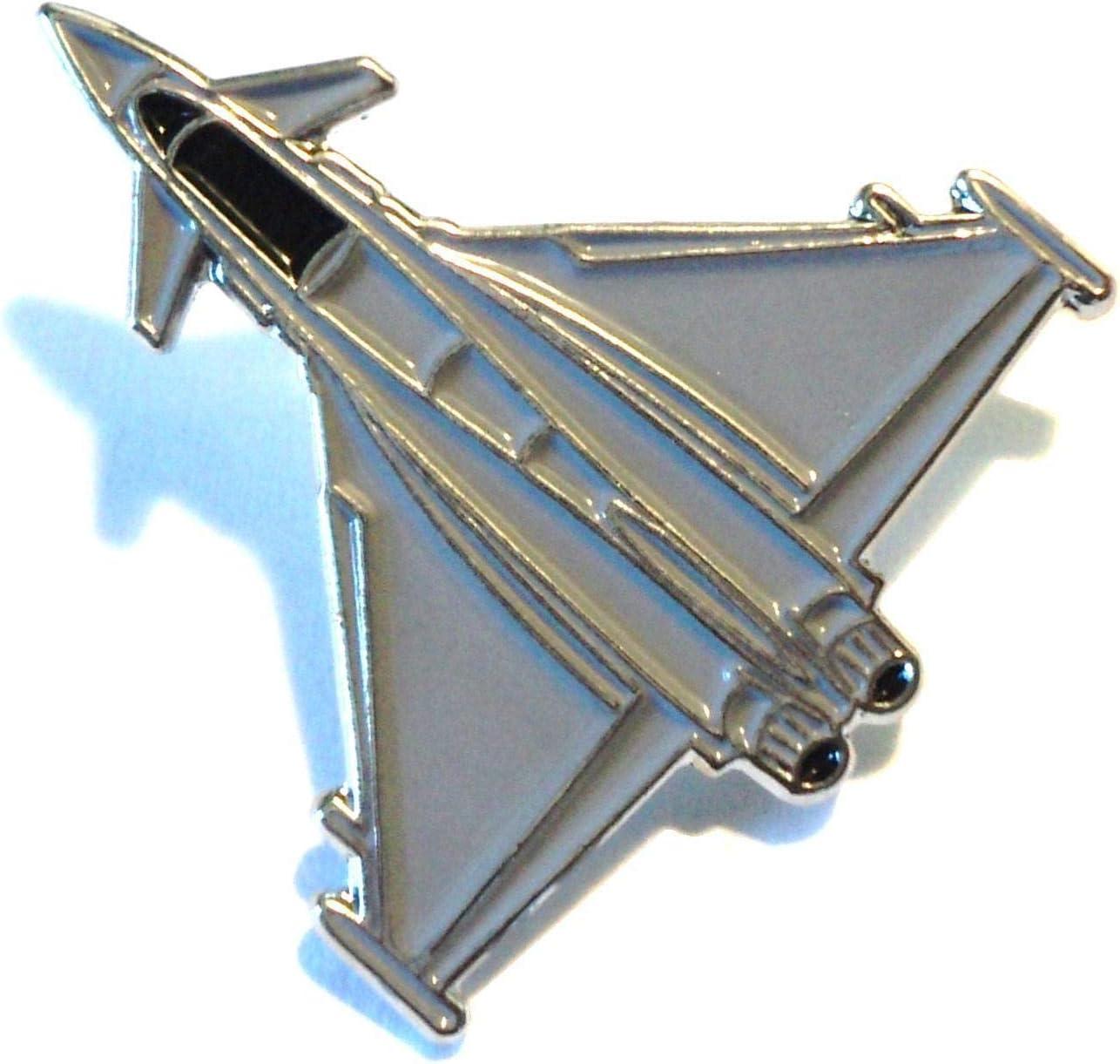 Eurofighter Typhoon Jet Fighter Bottle Opener Keychain