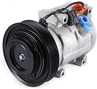 A//C Compressor and Clutch for Acura TL V6 2004-2008 Honda Accord V6 2003-2007