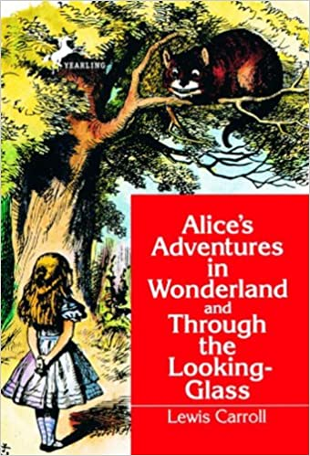 Alices adventures in wonderland and through the looking glass dell adventures in wonderland and through the looking glass dell yearling classic kindle edition by lewis carroll children kindle ebooks amazon fandeluxe Images