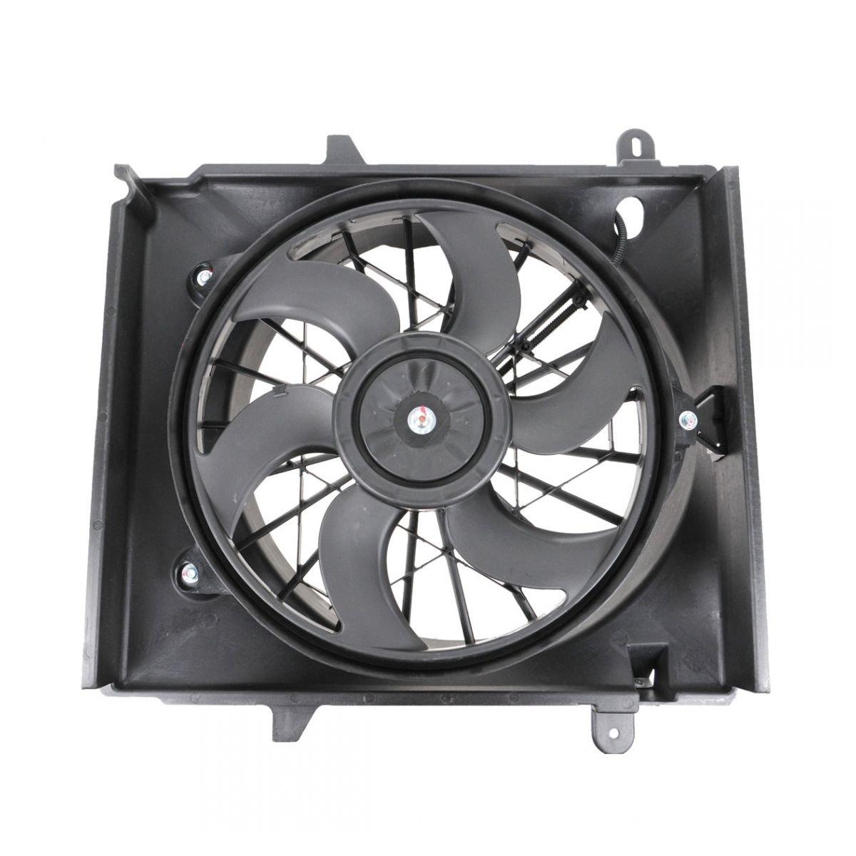 Well Auto Radiator Fan Motor Denso Type 02-04 ACURA NSX V6