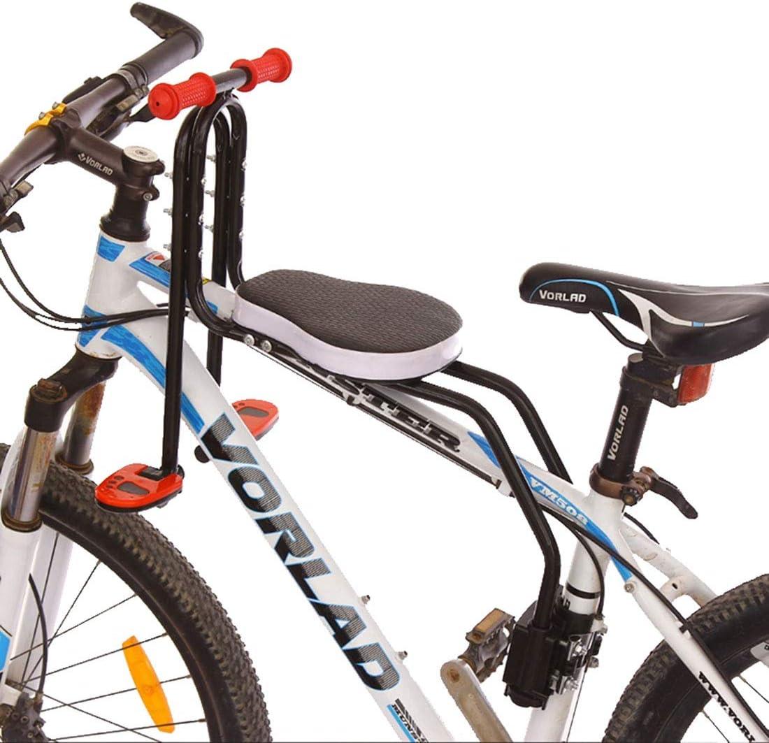 Yavso Asiento Bicicleta Niño, Bicicleta Bebé Asiento Delantero ...