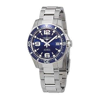b504ccfab78 Amazon.com  Longines HydroConquest Automatic Mens Watch L37414966 ...