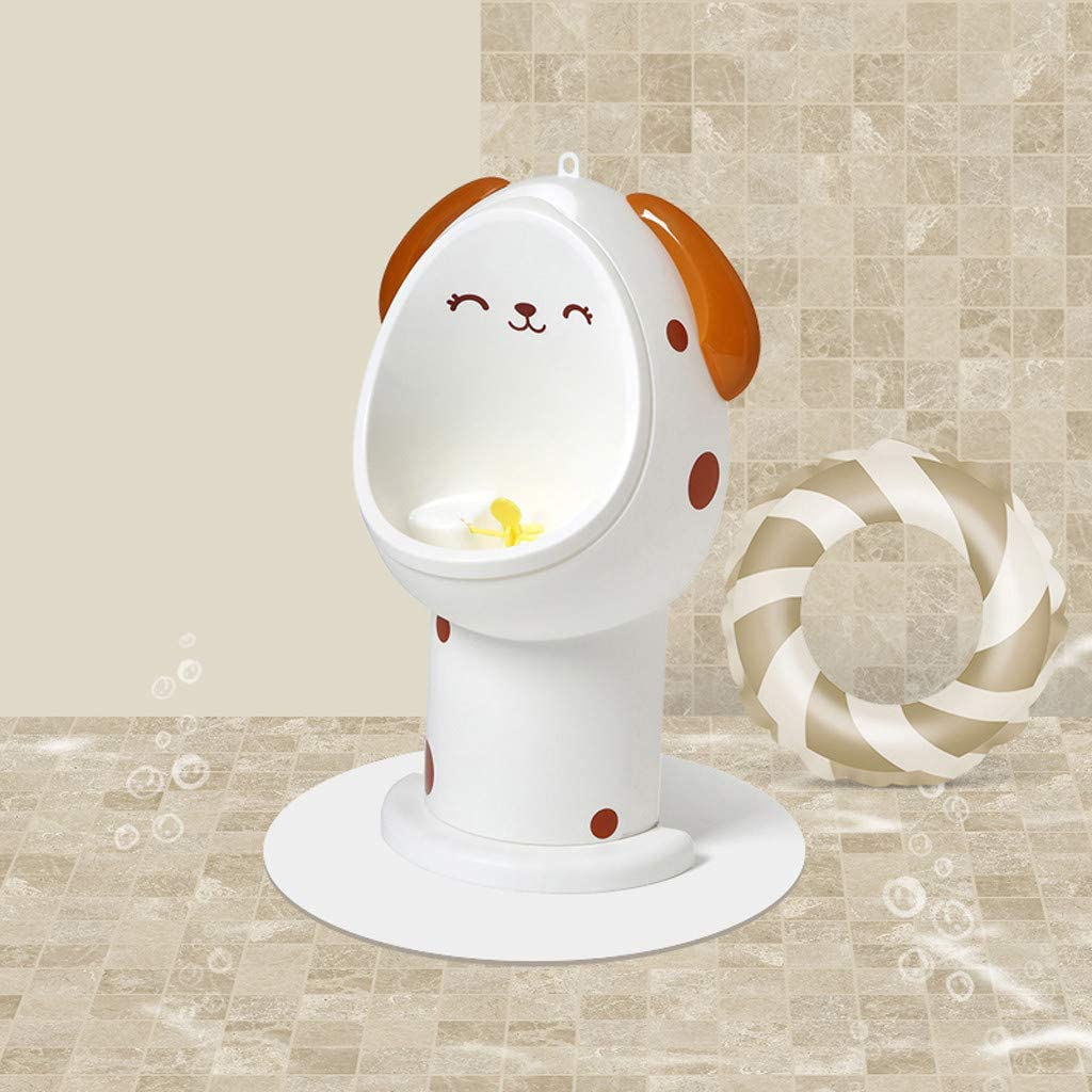 Little Story Baby Boy Bathroom Wall-Mounted Hook Potty Toilet Stand Vertical Urinal Penico Child Puppy Toilet Baby Urinal Boy