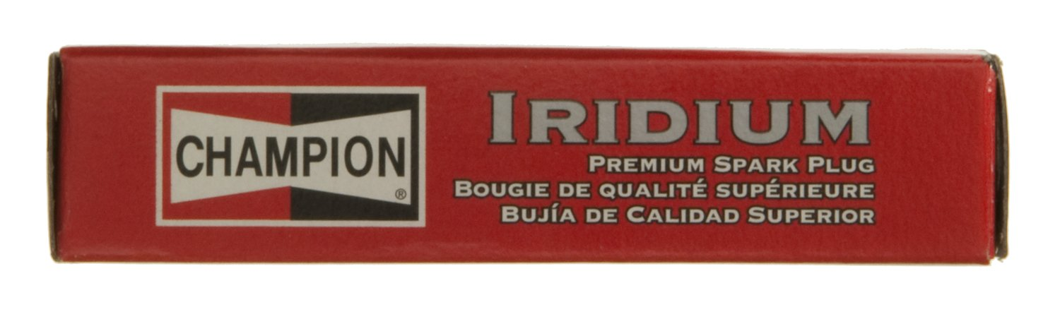 Amazon.com: Champion RET8ZWMPB4 (9406) Iridium Spark Plug, Pack of 1: Automotive