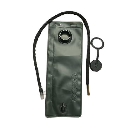 Ulable 3L d'hydratation Eau Sac pochette de l'eau de survie pour camping randonnée d'escalade