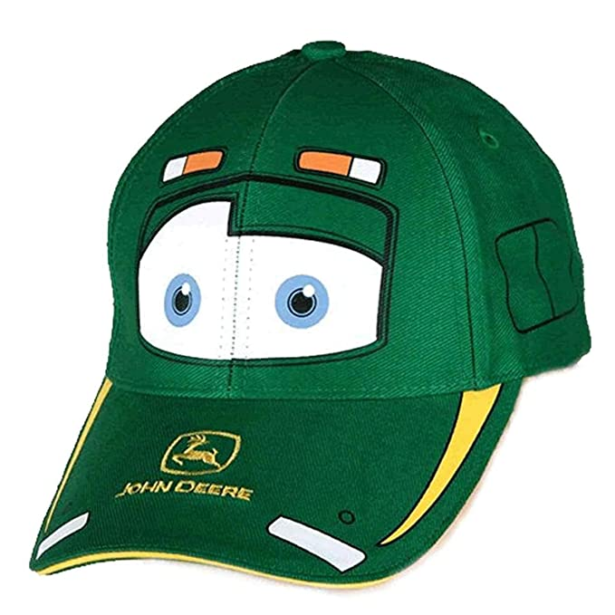 John Deere Johnny gorra