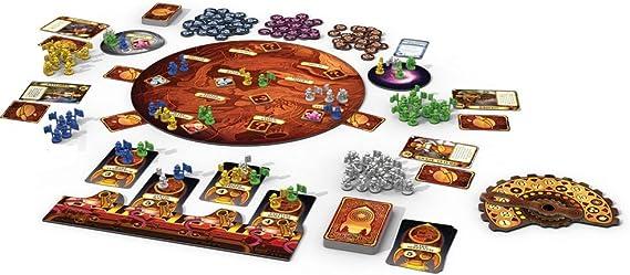 Mission: Red Planet Board Game: Amazon.es: Juguetes y juegos
