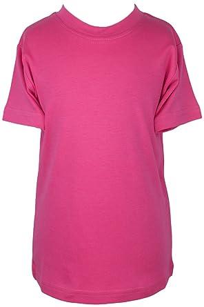 promo code ad24f b678c Kinder T-Shirt mit Oder Ohne Wunsch Druck in Versch. Farben Gr. 80 bis 134