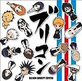 Bleach- Ble.Com Bleach Concept Covers