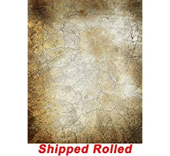 d7a57d5ee3e18d Amazon.com   Beige Concrete Wall Backdrop Vintage Retro Grunge Cement Wall  with Brown Wood Floor Planks Chic Stylish White Rustic Wall Portrait Printed  ...