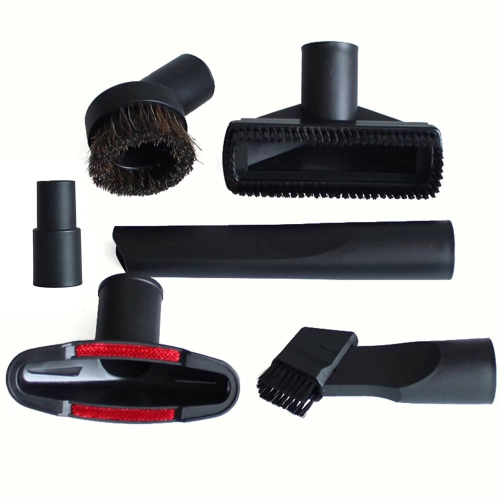 ANBOO Adapter & Brush Tool Kit Replacement for Henry Vax Hoover Electrolux Durable Vacuum Cleaner Crevice Stair Brush Tool 1.38inch to 1.25inch Vacuum Hose Adapter