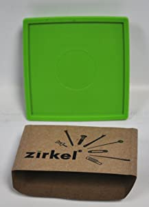 Zirkel Magnetic Pin Cushion Lime Green
