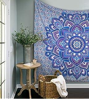 Popular Ombre Mandala Tapestries Hippy Hippie Wall Hanging Wall Tapestries  Indian Mandala Tapestries Bohemian Tapestry Sofa Part 89