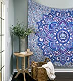 Popular Ombre Mandala Tapestries Hippy Hippie Wall Hanging Wall Tapestries Indian Mandala Tapestries Bohemian Tapestry Sofa Cover Beach Blanket Dorm Decor Wall Art By Popular Handicrafts