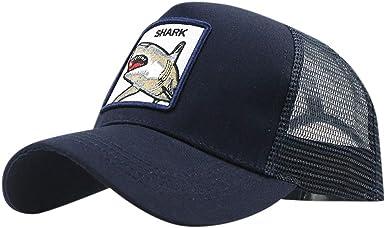 Gorra de béisbol - Animal Impresión Estampado Bordado, Talla ...