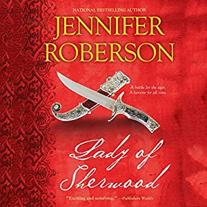 Lady of Sherwood Audiobook