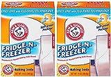 Arm & Hammer Fridge-n-Freezer Baking Soda, 14 Ounce (Pack of 24)
