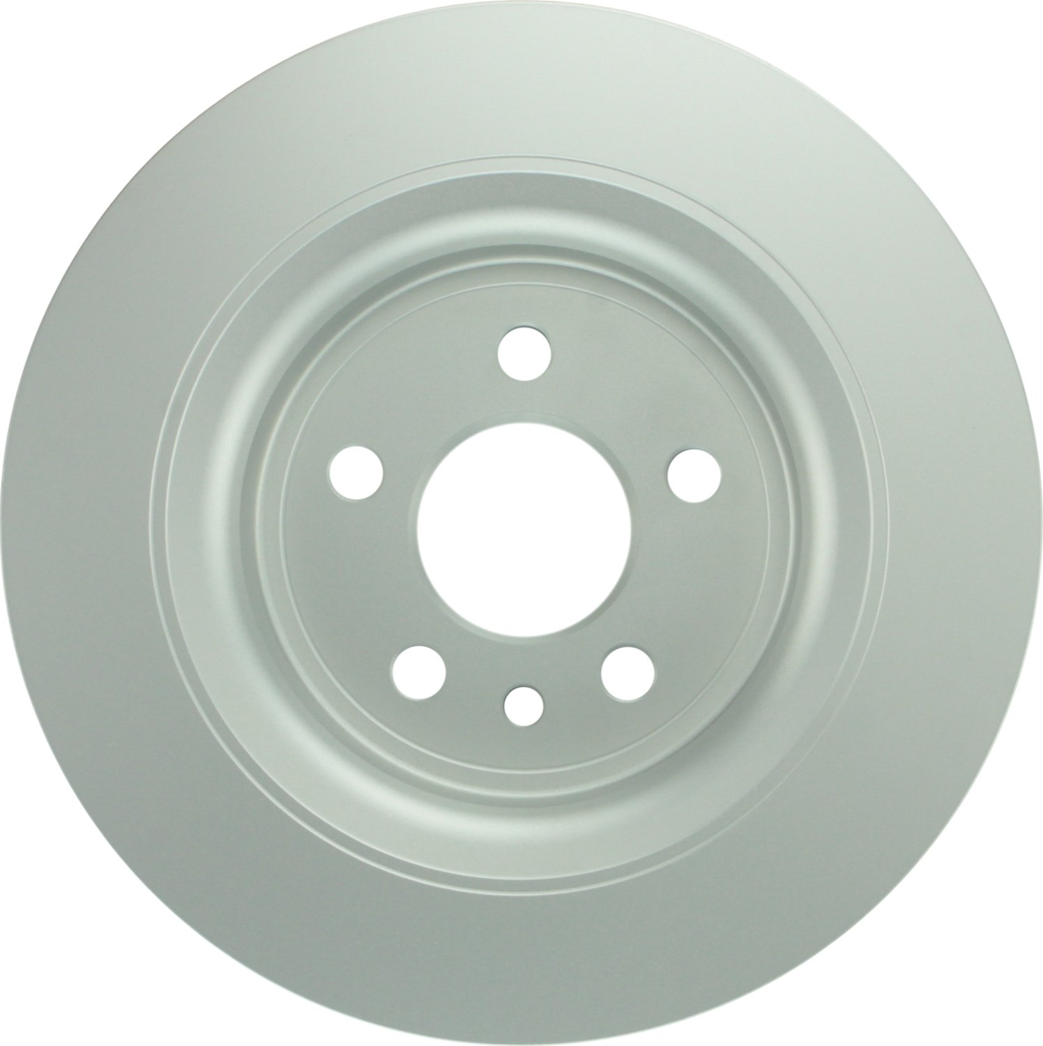 Bosch 52011386 QuietCast Premium Disc Brake Rotor, Rear