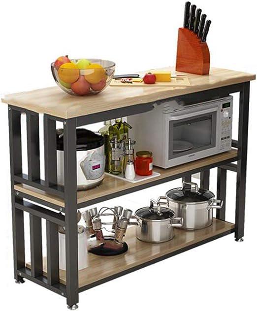 ZAIYI-kitchen shelf Estante De Cocina Estante del Horno Microondas ...