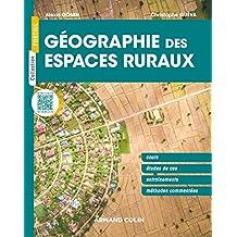 Géographie des espaces ruraux (French Edition)
