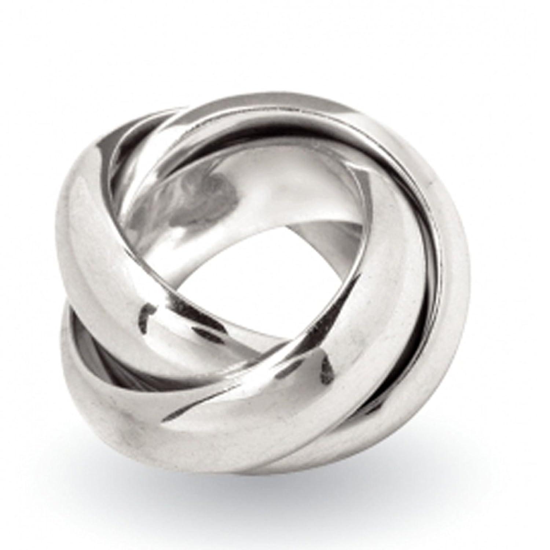 SKIELKA DESIGNSCHMUCK 3er Ring 16mm Goldschmiedearbeit