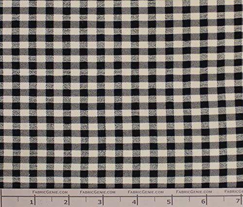Amazon Com Classic Checkered Searssucker Plaid Fabric
