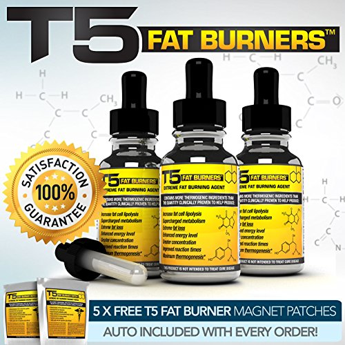 X3 T5 FAT BURNERS SERUM -100% LEGAL- BEATS PILLS & SLIMMING /WEIGHT LOSS TABLETS by Weight Loss Supplements