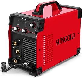 Sun Gold Power 200Amp Welder