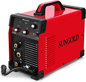 SUNGOLDPOWER Dual Voltage MIG welder