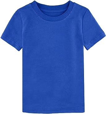 MOMBEBE COSLAND Camiseta para Bebé Niños Niñas 100% Algodón: Amazon.es: Ropa y accesorios