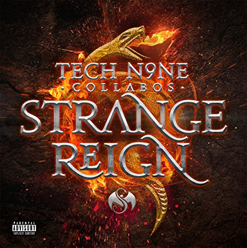 Tech N9ne Collabos - Strange Reign - DELUXE EDITION - 2CD - FLAC - 2017 - FATHEAD Download