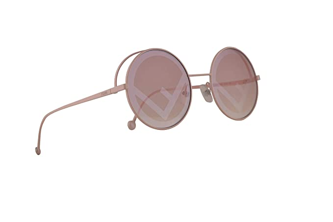 Amazon.com: Fendi FF0343/S - Gafas de sol (lente rosa, 2.087 ...