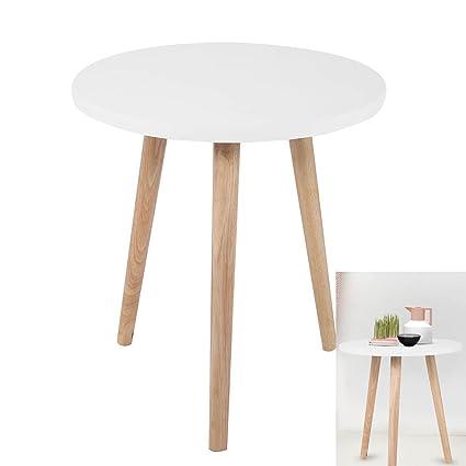 amazon com leoneva mini triangle side table nesting corner table