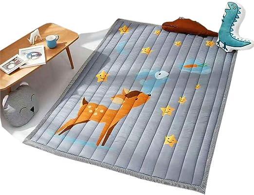 Huge Children Play Mat Baby Playing Crawling Rug Carpet Blanket Kid Toy Birthday