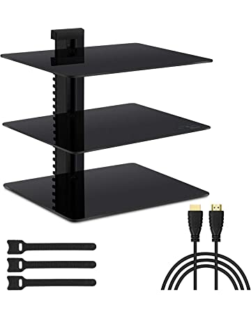 Audio-Video Shelving | Amazon com