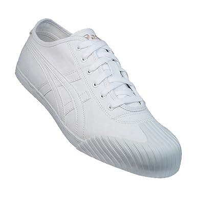 ASICS Itami pour Homme en Toile Chaussures, Blanc: