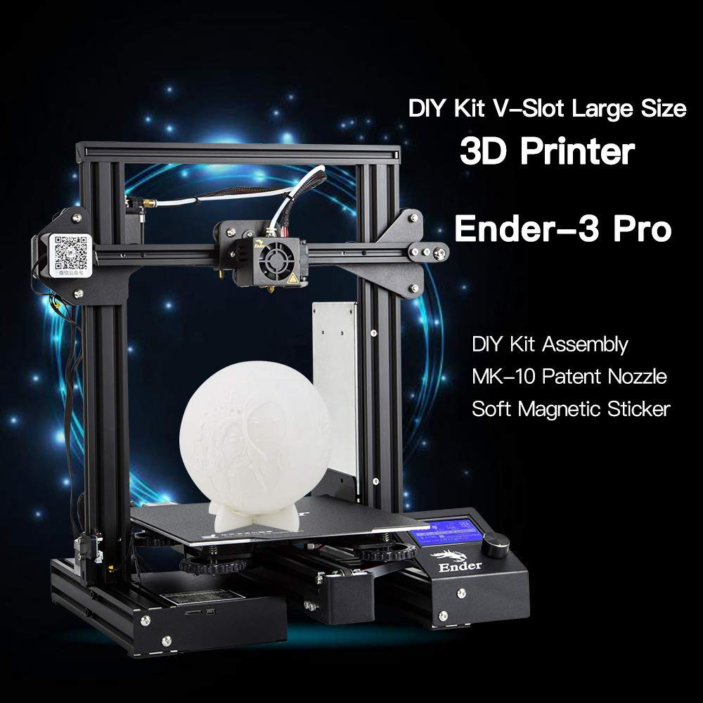 Luxnwatts Creality Ender 3 Pro - Impresora 3D (220 x 220 x 250 mm ...