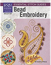 RSN Essential Stitch Guides: Bead Embroidery