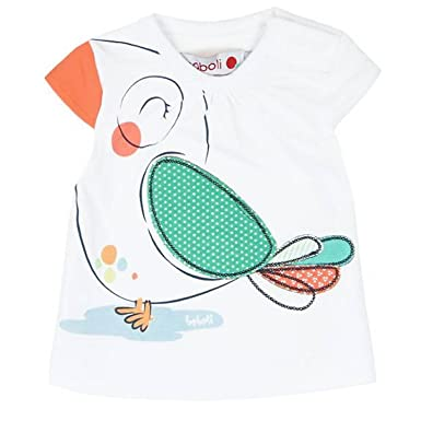 Boboli Baby Girls Tee Amazon Co Uk Clothing
