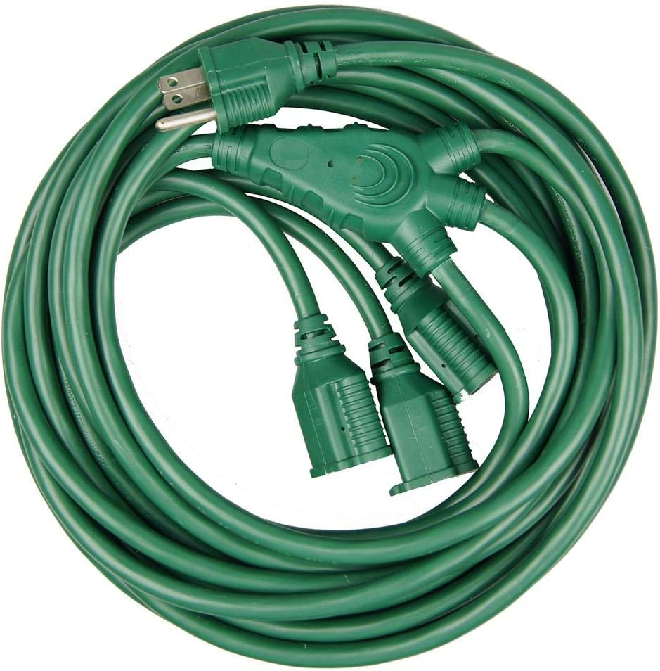 HDX 40ft 16//3 Multi-Directional Outdoor Extension Cord