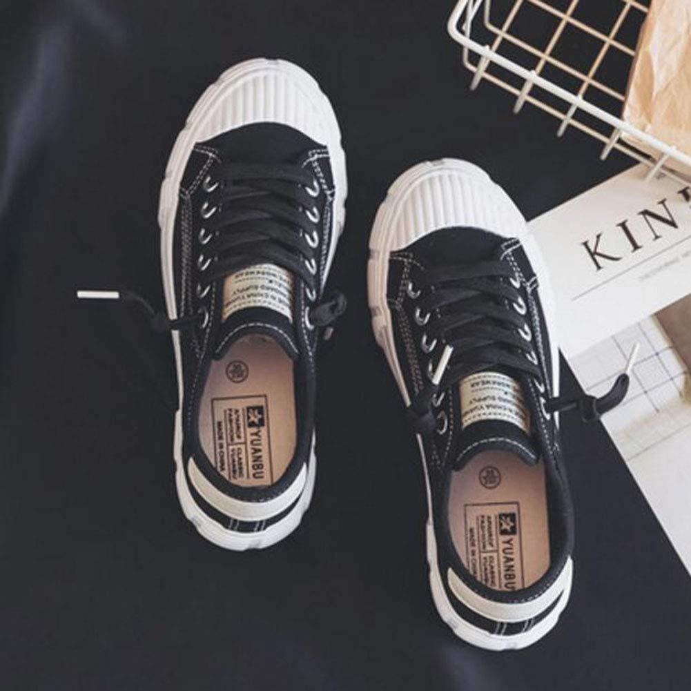 FH FH FH Zapatos de Lona Retro de Hong Kong Zapatos de Lona Salvajes del Estudiante 093e37