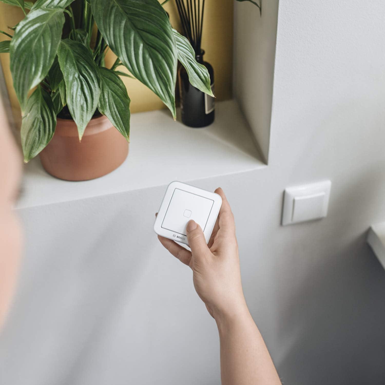 Bosch 8750000373 Bouton connect/é multifonction Blanc