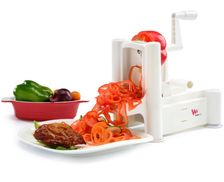 Spiralizer Spiral Vegetable Slicer - Zucchini Spaghetti Pasta ...