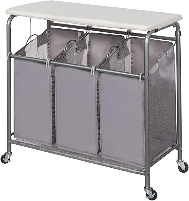Top 10 Laundry Cart 14′
