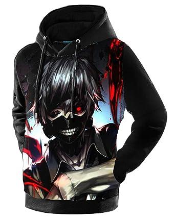 Brinny - Sudadera con capucha, diseño de anime Stil 04 EU L (