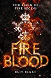 Fireblood (The Frostblood Saga)