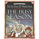 Nicholas & Sabina in The Busy Season (A Wonderous World Story) (Volume 1)