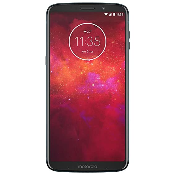 ce0486b186c Image Unavailable. Image not available for. Color: Motorola Moto Z3 Play ...