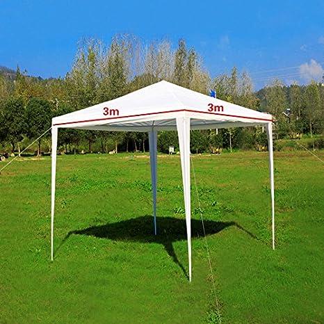 MCombo Carpa de fiesta 3 x 3, 3 x 6, 3 x 9: Amazon.es: Jardín
