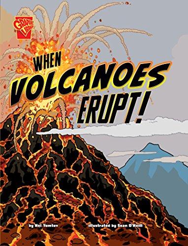 When Volcanoes Erupt! (Adventures in Science)